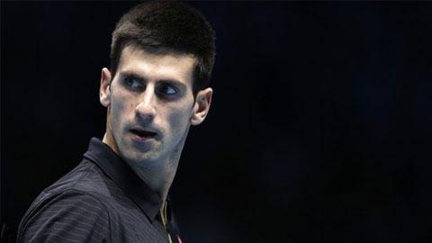 Vòng bảng ATP World Tour Finals: Djokovic đặt 1 chân vào bán kết
