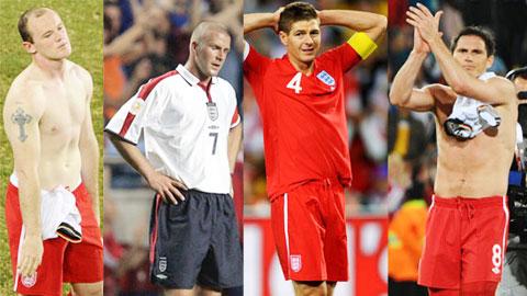 Rooney trước trận thứ 100 cho tuyển Anh: Cột mốc lặng lẽ của Gã Shrek