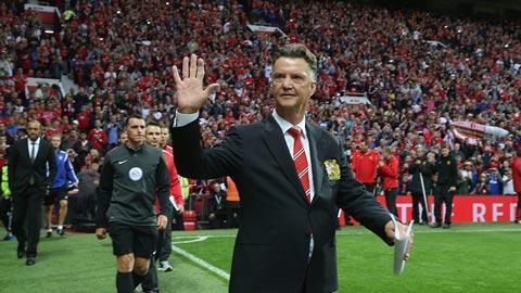 """Van Gaal đã mang """"yếu tố sợ hãi"""" trở lại Old Trafford"""