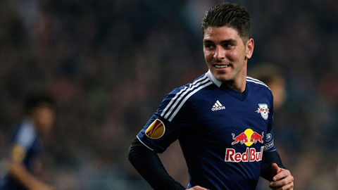 """Soriano: """"Sát thủ"""" hàng đầu châu Âu bị La Roja bỏ qua"""