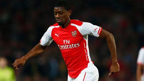 Cú sốc cho Arsenal: Diaby nghỉ thêm 3 tháng