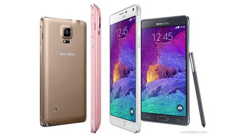 Dòng Galaxy của Samsung sẽ tích hợp bảo mật của BlackBerry