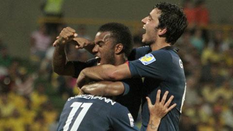 02h45 ngày 15/11, Pháp vs Albania: Lần đầu tiên cho Lacazette!