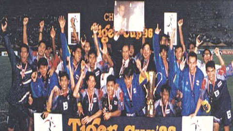 Ký ức về kỳ AFF Cup đầu tiên: Thế hệ Vàng của bóng đá Đông Nam Á