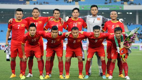 Lịch thi đấu VCK AFF Suzuki Cup 2014