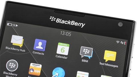 BlackBerry không thèm đếm xỉa đến thị trường Trung Quốc