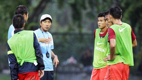 HLV Miura sàng lọc để chọn đội hình tối ưu