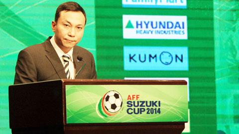 Bên lề AFF Suzuki Cup 2014