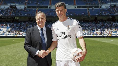 Khi Perez cưng chiều Gareth Bale