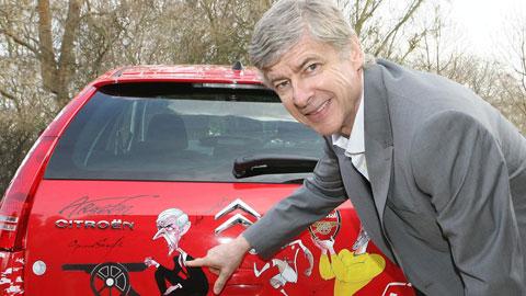 Arsene Wenger: Kẻ độc tài lỗi thời thành London