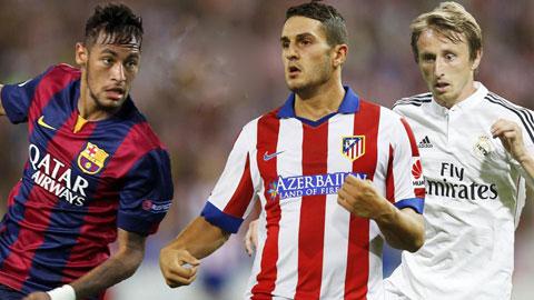 Những cạm bẫy mà Barca, Real và Atletico phải đối mặt trước năm mới