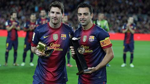 Messi sẽ