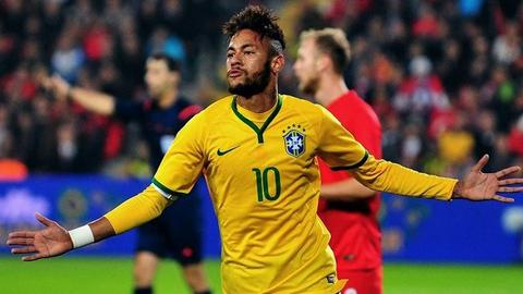 Nhờ Barca, Neymar tìm lại cảm giác ghi bàn