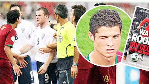 Rooney muốn làm HLV để… trả thù Ronaldo!?