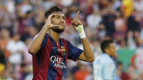 Barca muốn gia hạn với Neymar tới năm 2020: Biểu tượng mới thay Messi