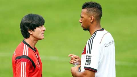 Đức chuyển sang chơi sơ đồ 3-2-3-2: Loew theo bước Guardiola