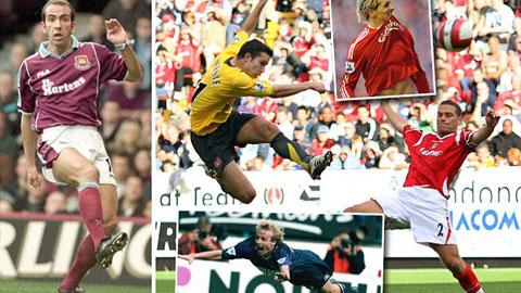 50 tiền đạo xuất sắc nhất Premier League mọi thời (phần 3)