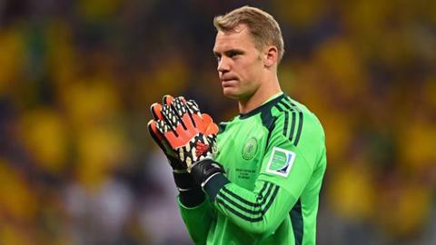 Thủ thành Neuer bỏ lỡ trận đấu với TBN
