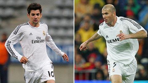 """Con trai Zidane ra mắt đội B Real bằng """"tuyệt tác"""" của bố"""