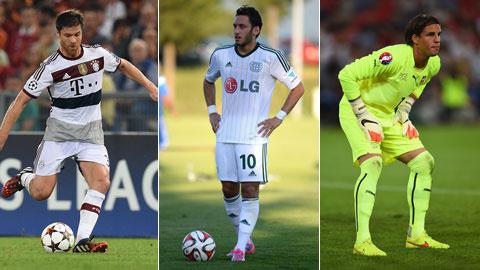 10 bản hợp đồng thành công nhất Bundesliga 2014/15