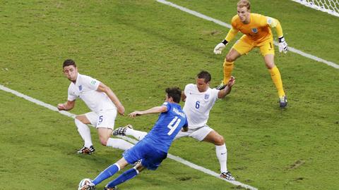 Hodgson lên xong bộ khung ĐT Anh cho EURO 2016