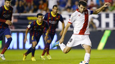 Chuyền bóng tốt nhất La Liga là... Trashorras