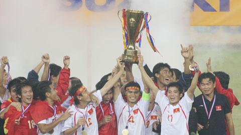 Bình luận AFF Suzuki Cup: Khát vọng vươn lên!