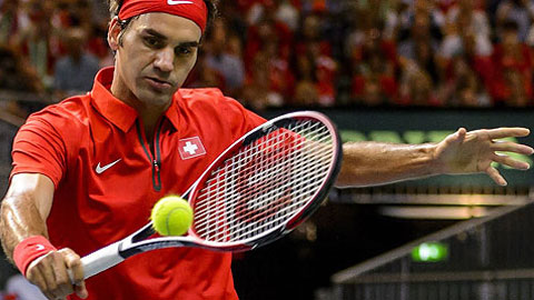 Hướng tới chung kết Davis Cup: Gánh nặng trên vai Federer và Wawrinka