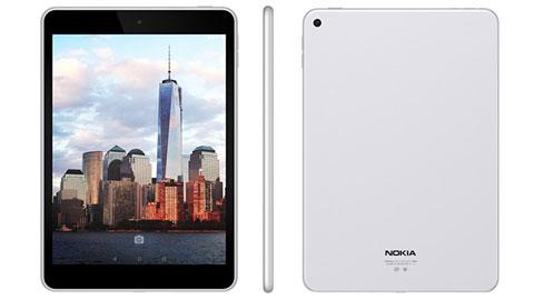 Nokia giới thiệu tablet chạy Android đầu tiên: Nokia N1