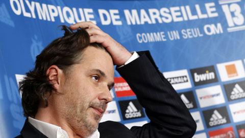 Chủ tịch Marseille bị bắt