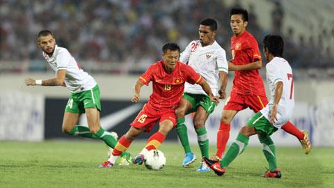 Tổng quan bảng A - AFF Suzuki Cup 2014: Thế chân vạc Việt Nam - Indonesia - Philippines!