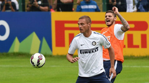 Inter: Vidic