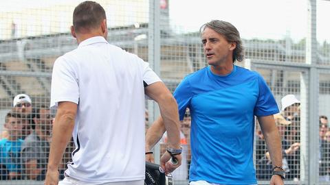 """Vừa về Inter, Mancini bị tố """"trả thù"""" cá nhân"""