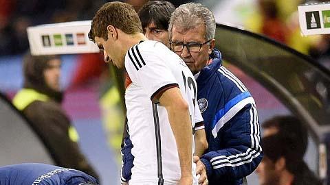 Bayern nhận thêm hung tin từ Mueller