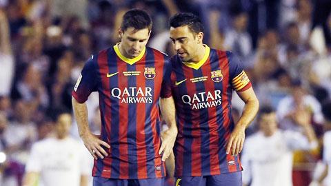 Đi về đâu hỡi Messi?