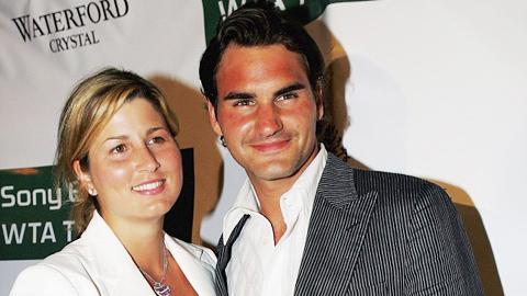 Sợ vợ, ai bằng Federer?
