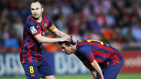 """Khi Messi không vui: Động lực, """"cái Tôi"""" hay sức ép?"""