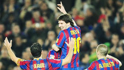 Lionel Messi: Chiều quá nên hóa hư?