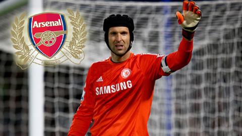 Arsenal đạt thỏa thuận sơ bộ chiêu mộ Petr Cech