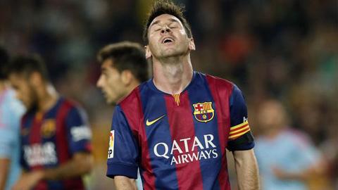 Lãnh đạo Barca cũng có ý muốn bán Messi?