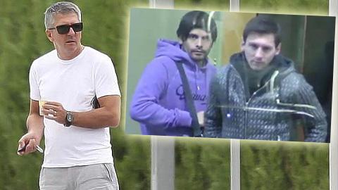 Tương lai của Messi tại Barca: Im lặng và lấp lửng