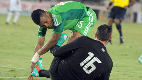 Kết thúc VL CAN 2015: Ai Cập và Nigeria lỡ hẹn