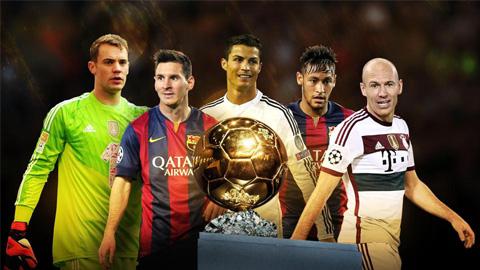 QBV 2014: Vì sao Neuer xứng đáng hơn tất thảy?