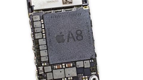 Khám phá bí mật chip A8 trong iPhone 6 và iPhone 6 Plus