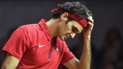 Chung kết Davis Cup (ngày 1): Federer thua đau