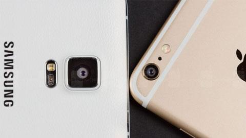 Galaxy Note 4 vs iPhone 6 Plus: Smartphone nào chống rung tốt hơn?