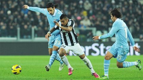 02h45 ngày 23/11, Lazio vs Juventus: Phân tâm vì… derby Milan