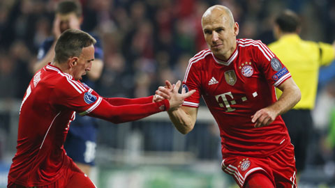 21h30 ngày 22/11, Bayern vs Hoffenheim: Vững vàng trước bão