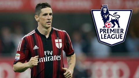Torres không muốn trở lại Anh