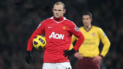 Wayne Rooney: Vì sao chưa thể bùng nổ với M.U?